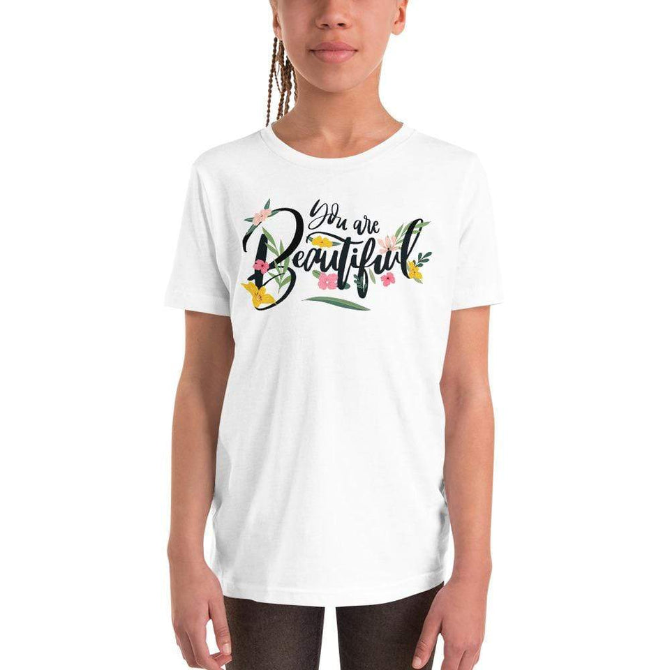 You Are Beautiful T-Shirt Political-Activist-Socialist-Fashion -Art-And-Design