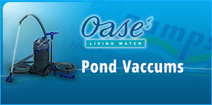 OASE Pond Vaccums
