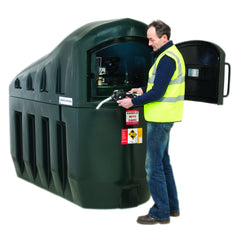 Harlequin 1300 litre Slimline Fuel Point