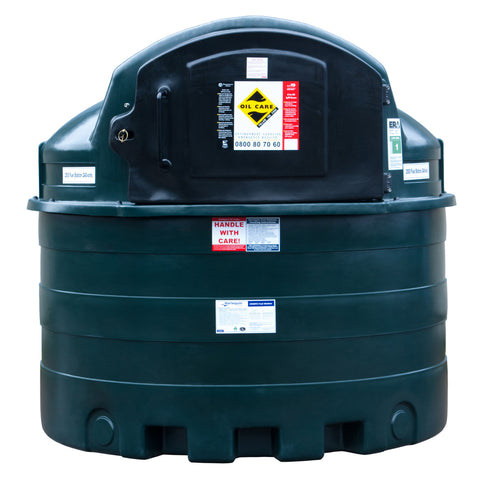 Harlequin 2500 litre Fuel Point