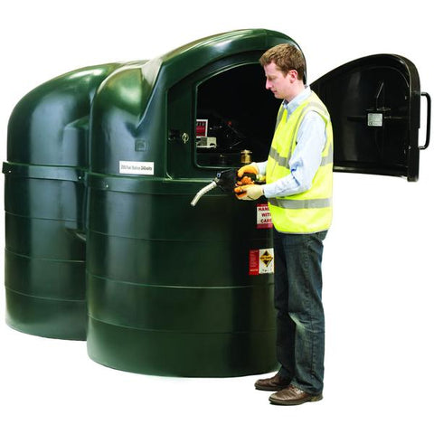 Harlequin 2500 litre Slimline Fuel Point
