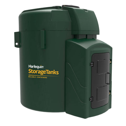 Harlequin 7500ltr Fuel Station with Fuel Management System
