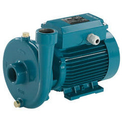 Calpeda Series B-C Bronze Centrifugal Pumps with Open Impeller with Single Phase Motor