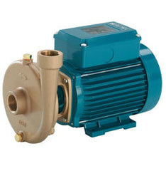 Calpeda Series B-C Bronze Centrifugal Pumps with Open Impeller with Three Phase Motor