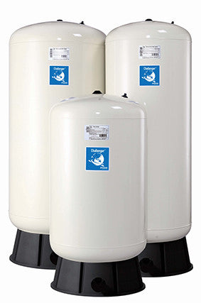 Global Water Solutions Challenger Series Expansion Vessel Vertical 10 bar