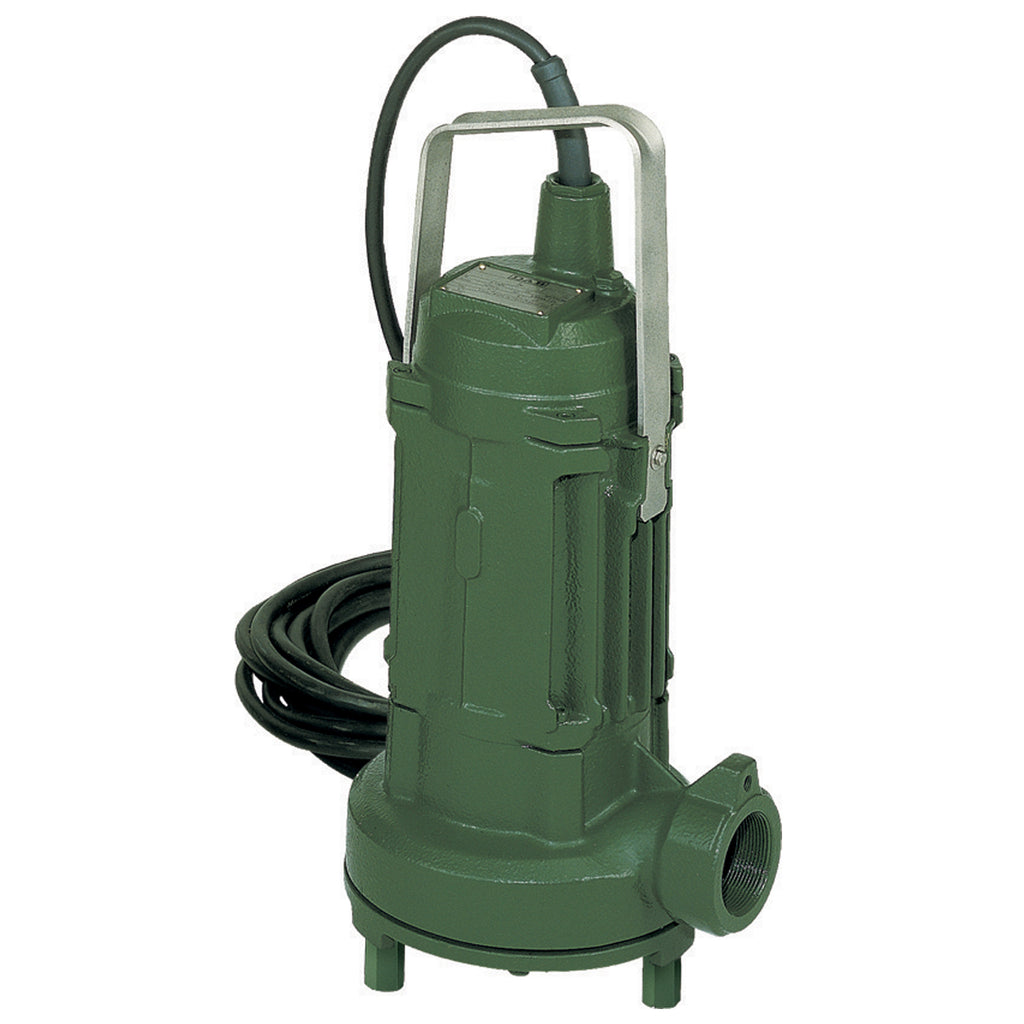 DAB GRINDER 1400-1800 Sewage Pumps with Cutting System