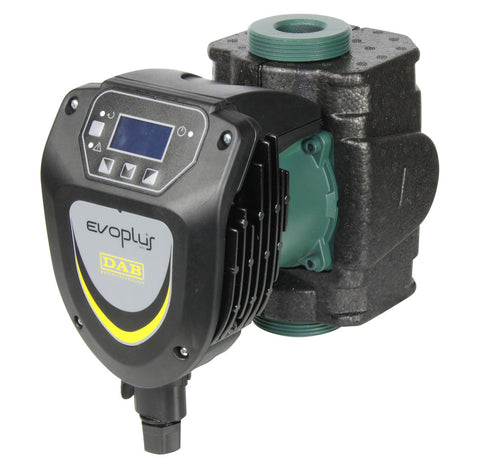 DAB EVOPLUS Circulator Pump - Single With Oval Flanges