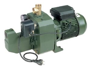 DAB Jet 151 & 251M-P Self priming Pump 240V
