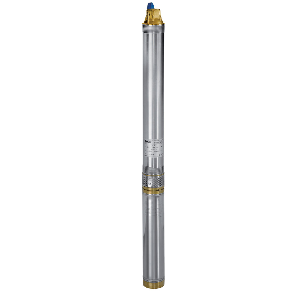 "DAB MICRA 3"" Submersible Pumps"