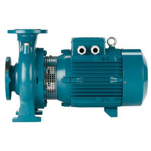 Calpeda Series NM/NMS Close Coupled Centrifugal Pumps with Flanged Connections with Three Phase Motor DN80