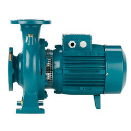 Calpeda Series NM/NMS Close Coupled Centrifugal Pumps with Flanged Connections with Single Phase Motor DN80