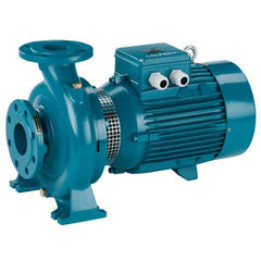 Calpeda Series NM/NMS Close Coupled Centrifugal Pumps with Flanged Connections with Single Phase Motor DN25