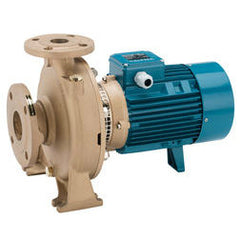Calpeda Series NM/NMS Close Coupled Centrifugal Pumps with Flanged Connections with Single Phase Motor DN32
