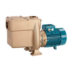 Calpeda NMP Cast Iron Self-Priming Centrifugal Pumps with Built-in Strainer with Three Phase Motor