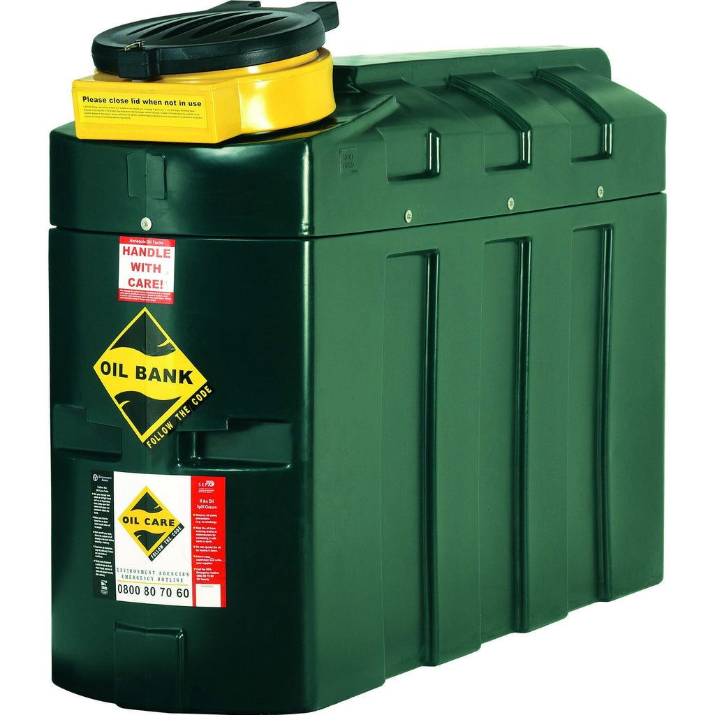 Harlequin 1000 Litre Waste Oil Tank