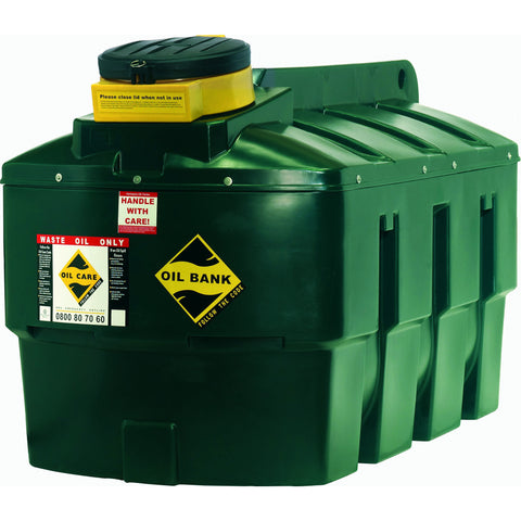 Harlequin 2000 Litre Waste Oil Tank