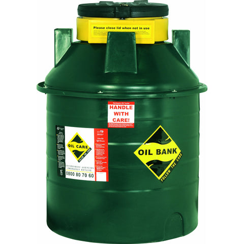 Harlequin 350 Litre Waste Oil Tank