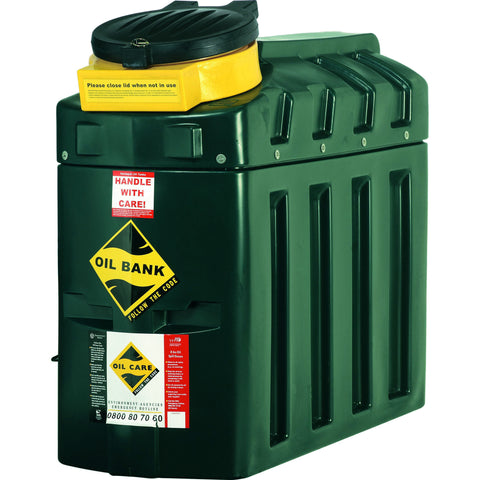 Harlequin 650 Litre Waste Oil Tank