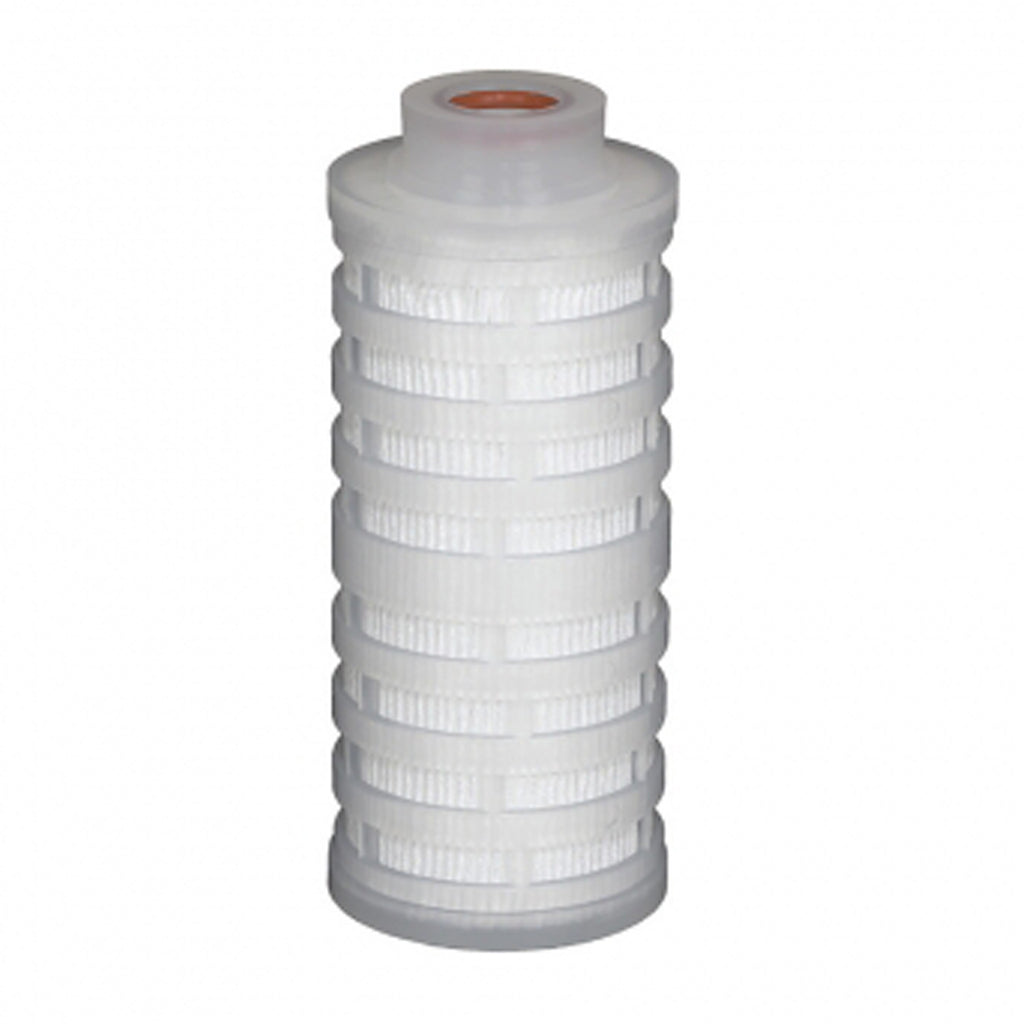 "5"" Spectrum Junior Premier Pleat Polypropylene"