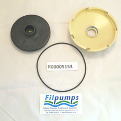 Impellor + Diffuser + Body O-Ring Spares Kit