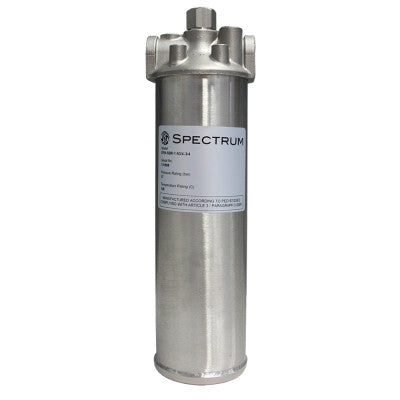 Spectrum Economic Stainless Steel Filter Housing
