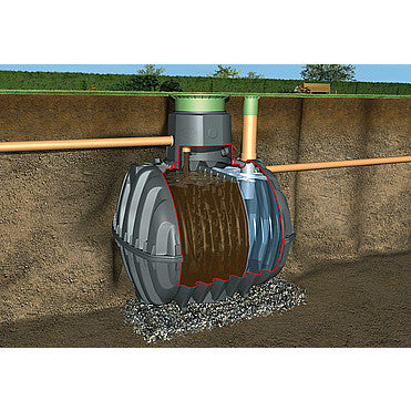 Graf Septic Tanks PRICE ON APPLICATION
