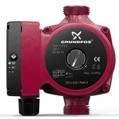 Grundfos Hot Water Service Circulators