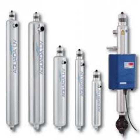 Wedeco Aquada Altima UV Sterilisers