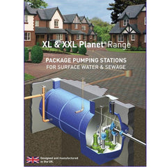 Filpumps Sewage Pumping Stations