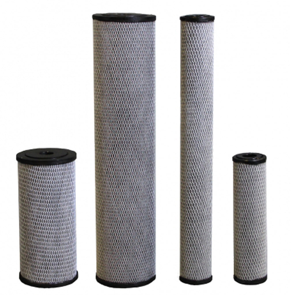 "93/4"" Spectrum Carbon Wrap Filter BB (Large Diameter)"