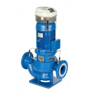 Lowara Variable Speed In-Line Pumps Series e-LNEH DN 100