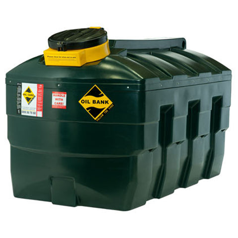 Harlequin 2500 Litre Waste Oil Tank