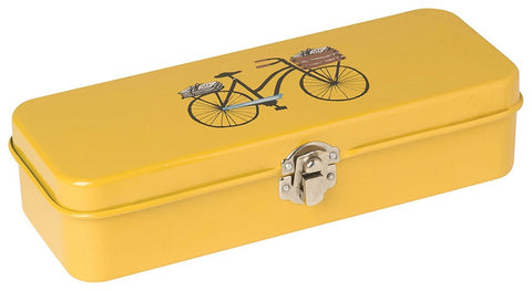 Pencil Box, Bicicletta