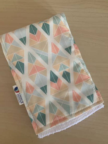 Burp Cloth, Diamond