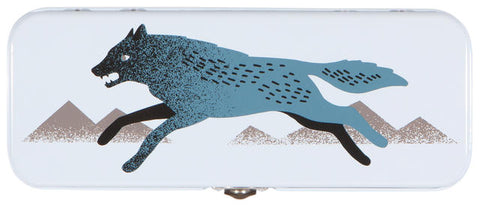 Pencil Box, Mighty One Wolf