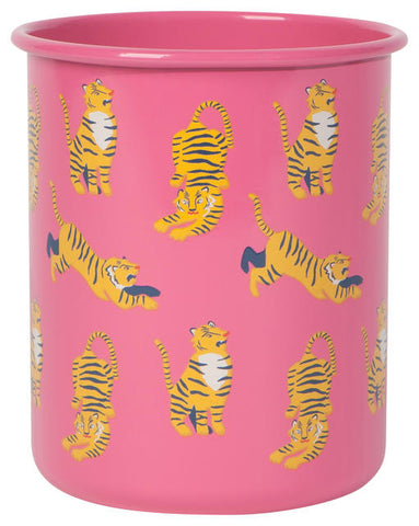 Pencil Cup, Fierce Tiger