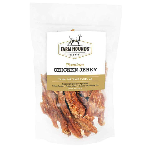 Farm Hounds Chicken Jerky, 3.5oz