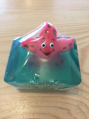 Starfish Toy Bar Soap
