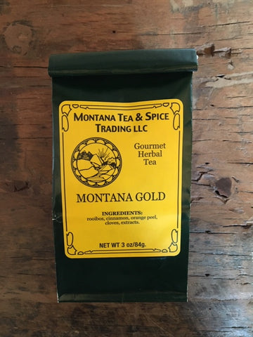 Montana Gold - Loose Leaf Tea