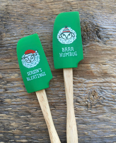 Mini Spatula Set, Baaa Humbug