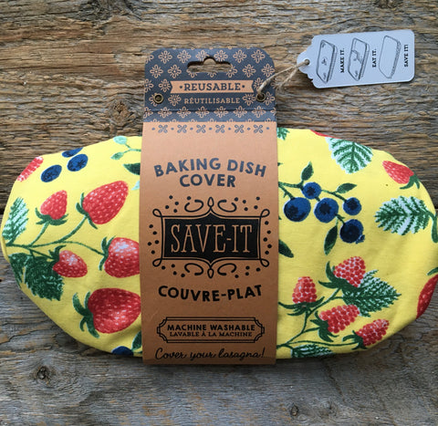 Baking Dish Cover, Berry Patch
