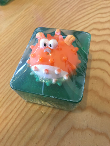 Puffer Fish Bar Soap
