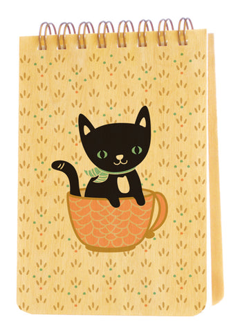 Mini Notepad, Kitty