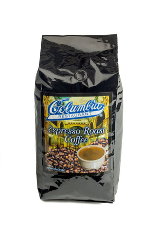 Columbia Restaurant Specially-Blended Espresso Roast Coffee