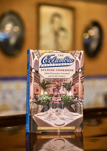 """The Columbia Restaurant Spanish Cookbook"" Anniversary Edition (2020)"
