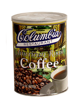 Columbia American Coffee