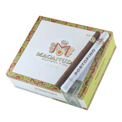 Macanudo Portofino Cafe Cigar Box of 25