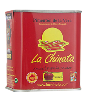 La Chinata Smoked Paprika Powder – Sweet from La Vera, Spain