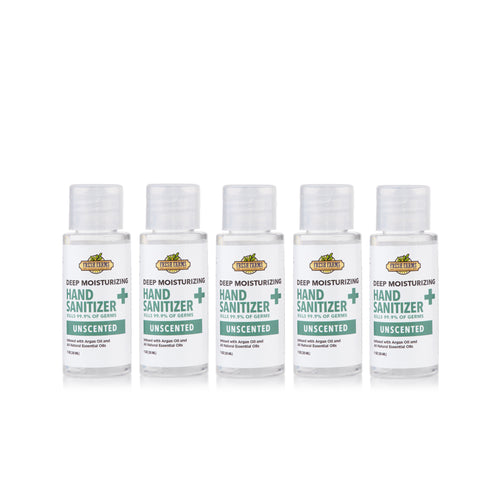 Deep Moisturizing Hand Cleaner Unscented 5-Pack