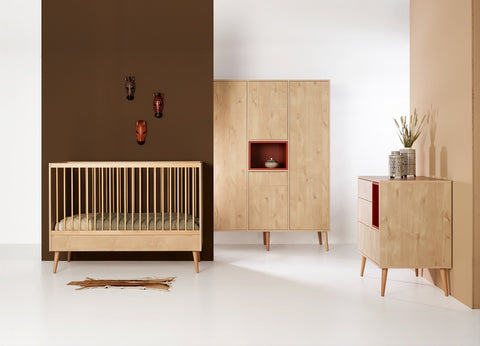 QUAX | Cocoon Natural Oak | Commode